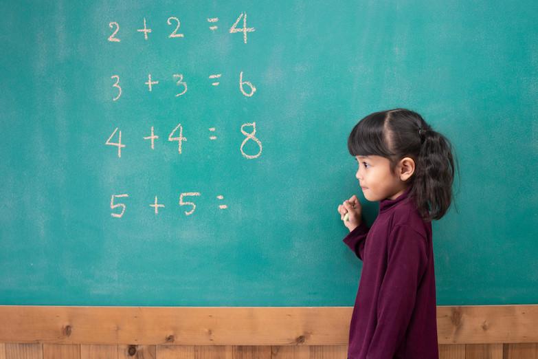數衷情:畫出你的數學來
