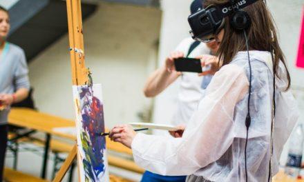 現代美術教育的「虛擬實境VR」科技學習