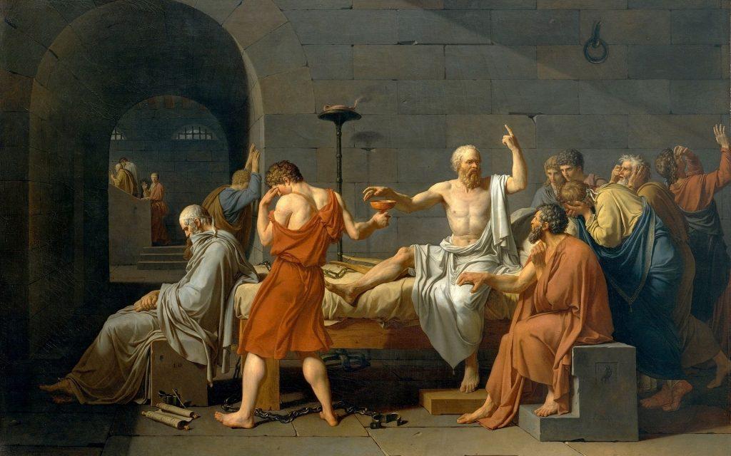 蘇格拉底對學習的理解和實踐