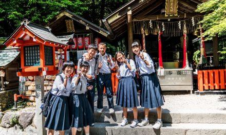 日本的民主學校 日本不登校兒童(二)
