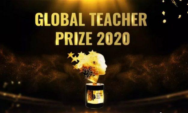 稟賦智、仁、勇的印度青年獲得全球教師獎