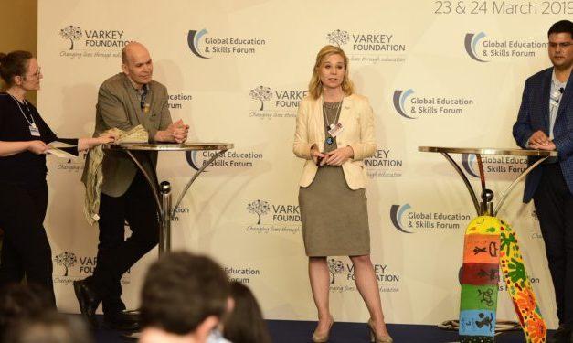 多方面發展教師作用和地位的Varkey基金會