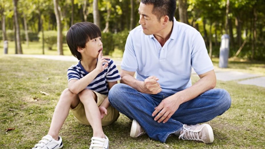 和孩子對話 了解孩子背後的想法