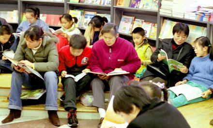 閱讀革命,家長仍需努力!